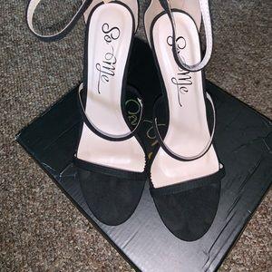 Stilettos Straps